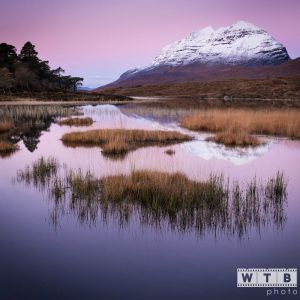 inverness torridon loch maree sunrise