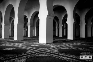 fes mosque columns 2015