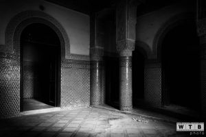 fes medina morocco old mokrit moqrit palace 2015