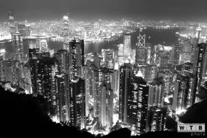 hong kong victoria peak 2011